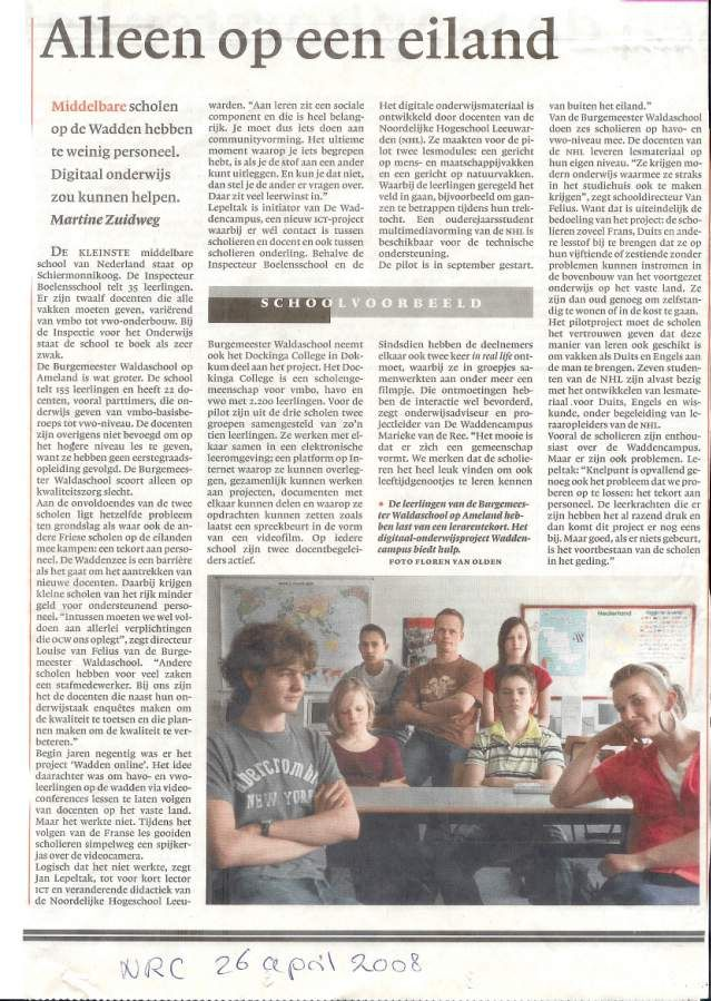 kwaliteit basisscholen nederland
