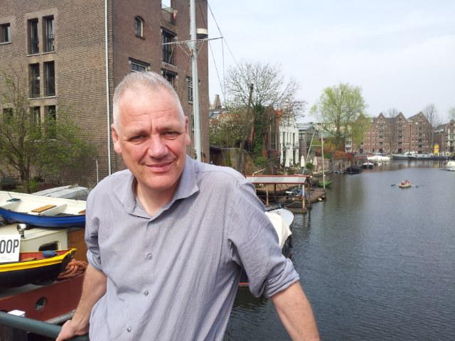Joek van Montfoort (Coderdojo's en Scratch)